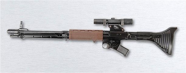German made FG42 Mk1 Straight Pull 8x57 JS  Rifles