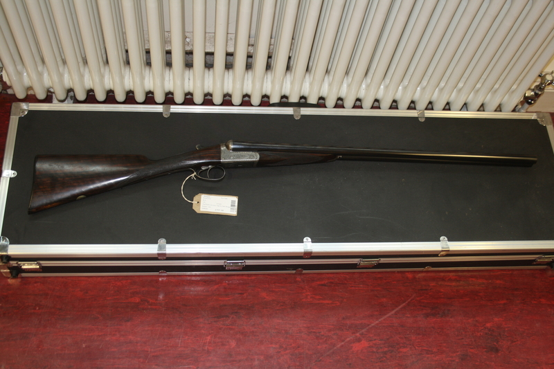 Wanless Brothers  12 Bore/gauge  Side By Side