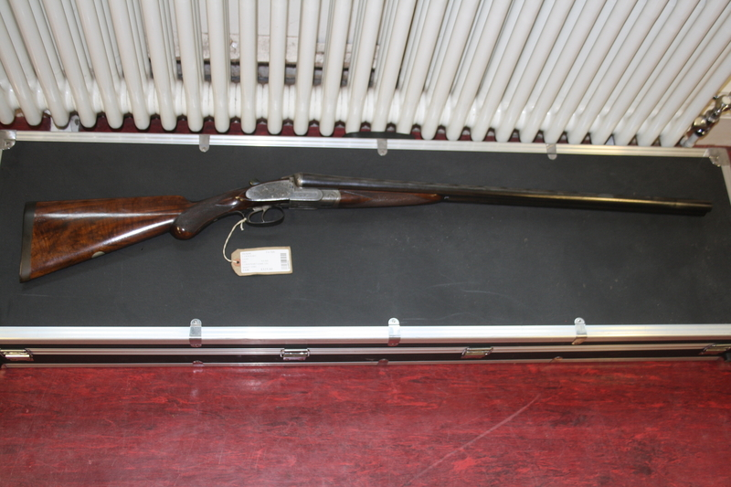 Jas Crockart & Son  12 Bore/gauge  Side By Side