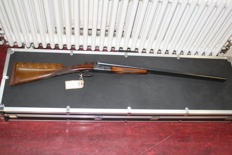 Ugartechea, Ignacio  (Armas)  12 Bore/gauge  Side By Side