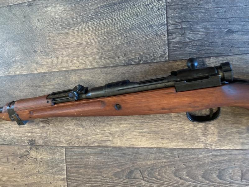 Arisaka type 99 Bolt Action 7.7 mm  Rifles
