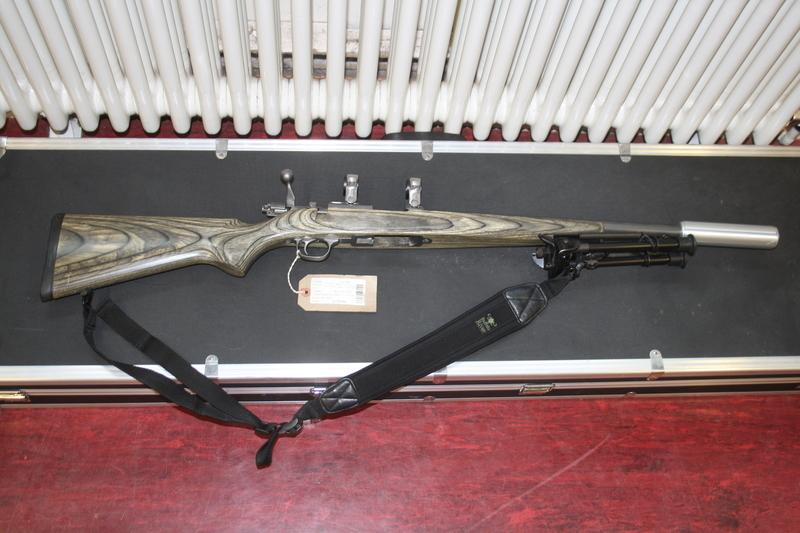 Ruger 7717 Bolt Action .17  Rifles
