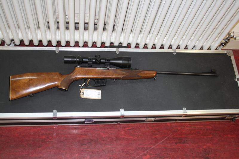Voere STI3 Semi-Auto .22  Rifles