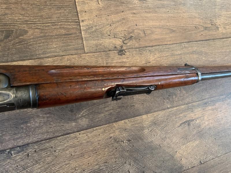 Krag Jorgensen Rifles krag Bolt Action 6.5x55  Rifles