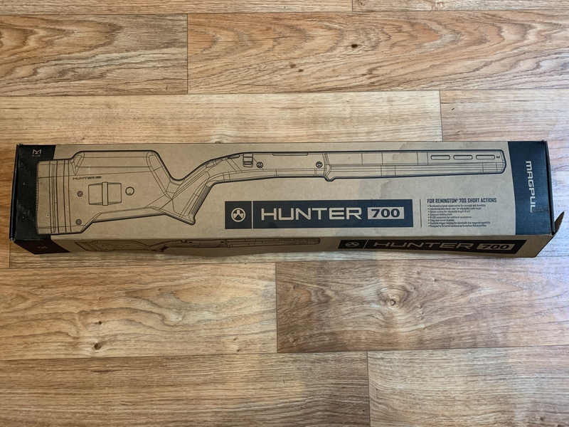 Magpull Remington 700 Hunter