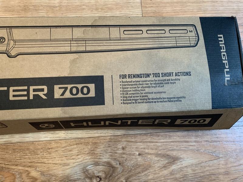 Magpull Remington 700 Hunter
