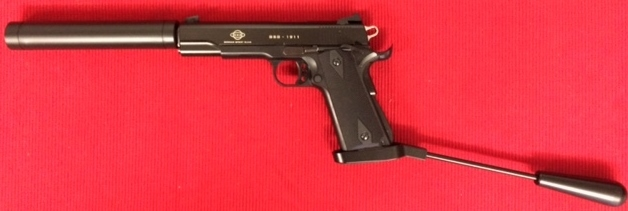 GSG - German Sport Guns GmbH GSG 1911 .22