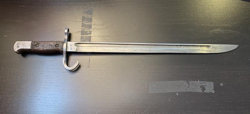 Japanese  Bayonets