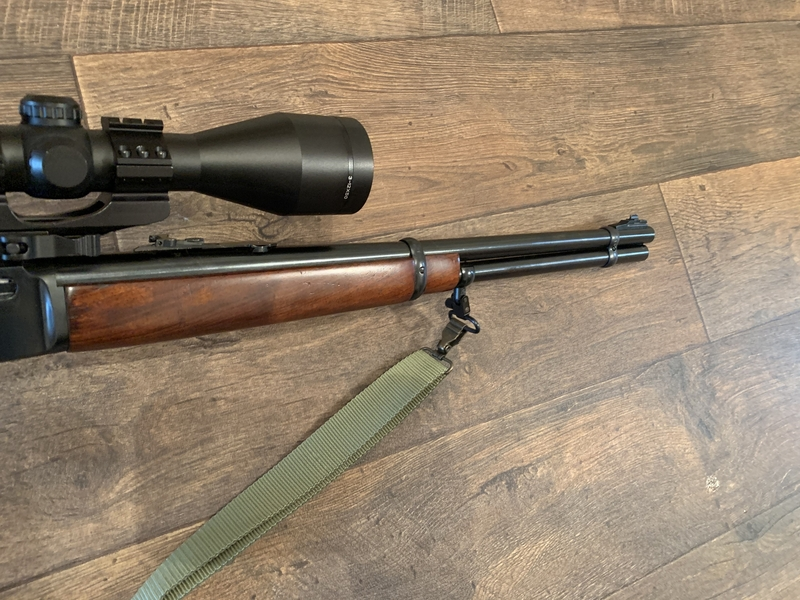 Marlin 336 Lever action 30-30  Rifles
