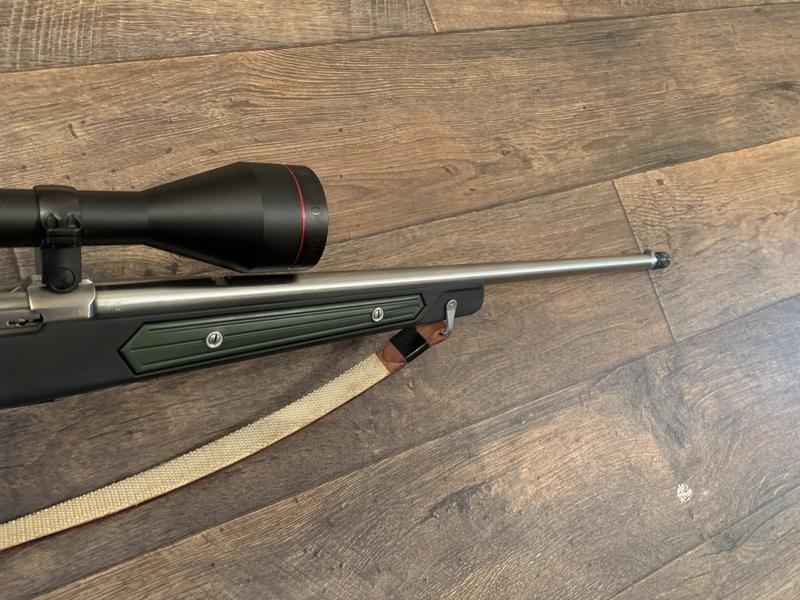 Ruger M77  M77/22 Bolt Action .22  Rifles