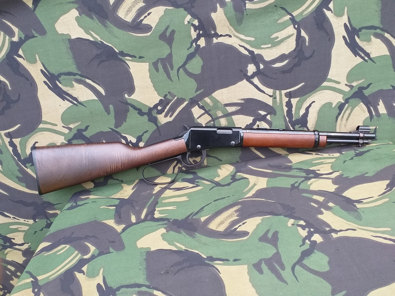 Henry Repeating Arms Co. 22 lr big loop carbine Lever action .22  Rifles