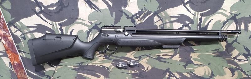 Kral puncher maxi .22  Air Rifles
