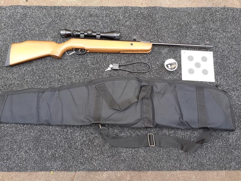SMK - Sportsmarketing 19-18   Air Rifles