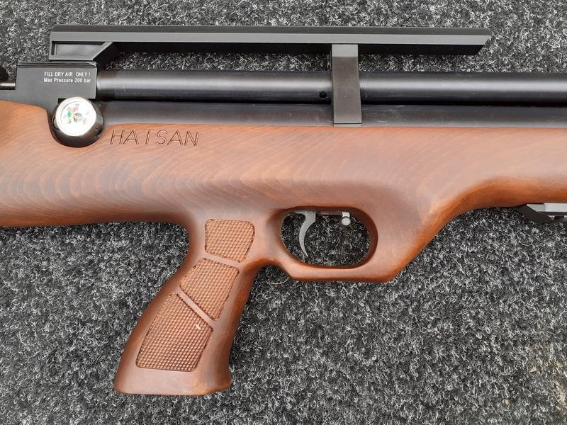 Hatsan Arms Flash Pup Q E .22  Air Rifles