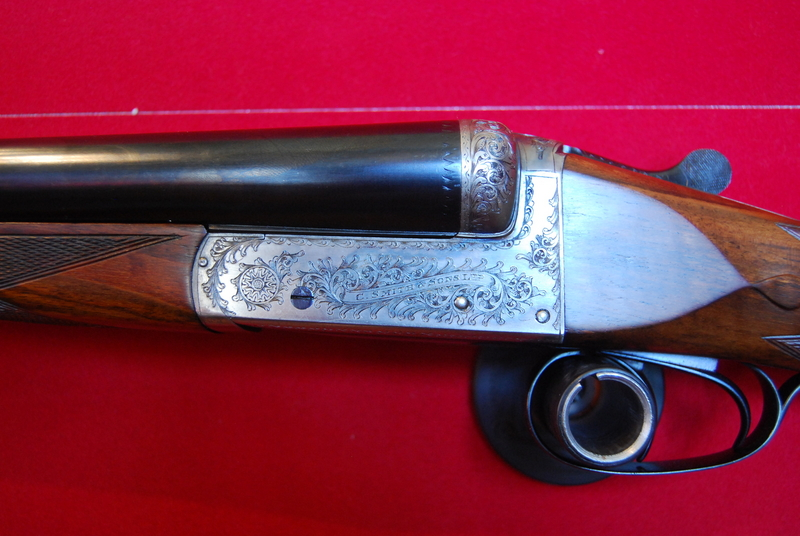 C. Smith & Son boxlock ejector 12 Bore/gauge  Over and under