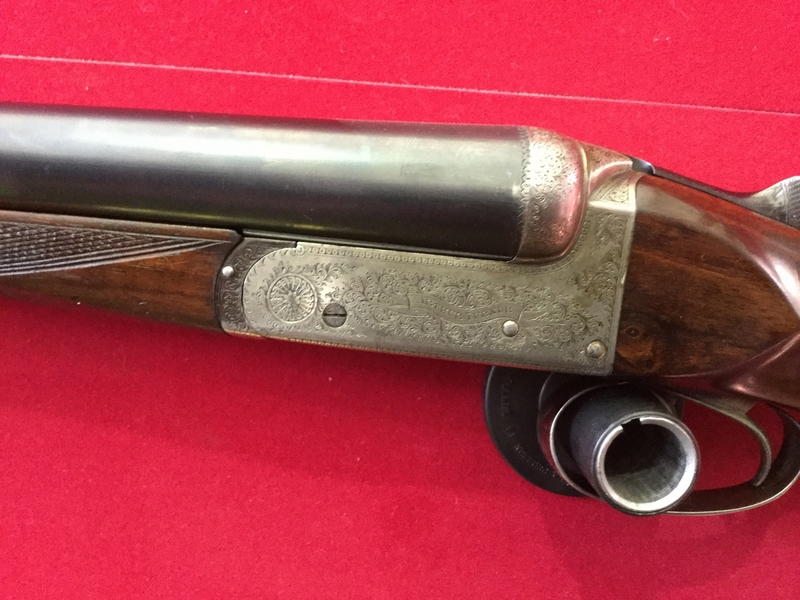 Turner, Arthur Boxlock Ejector 12 Bore/gauge  Side By Side
