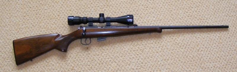 CZ  - Ceska Zbrojovka 452-2E ZKM Bolt Action  Bolt Action .22  Rifles