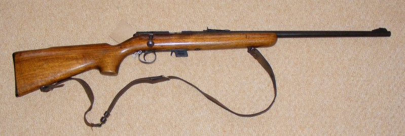 BSA Supersport Bolt Action .22  Rifles