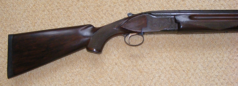 Winchester 101 12 Bore/gauge  Over and under