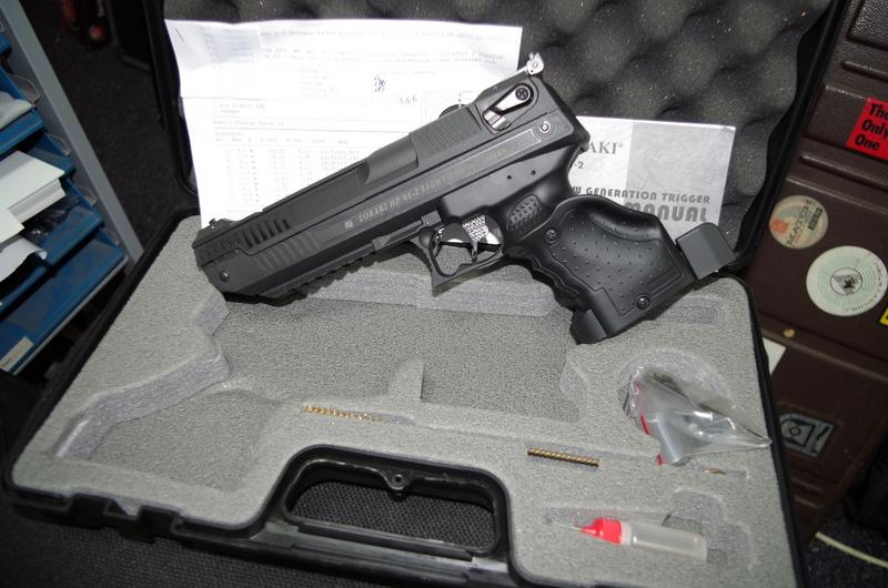 Zoraki guns HP01-2 .177 .22 Air Pistols