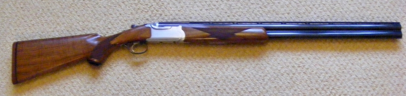 Ruger Red Label 12 Bore/gauge  Over and under