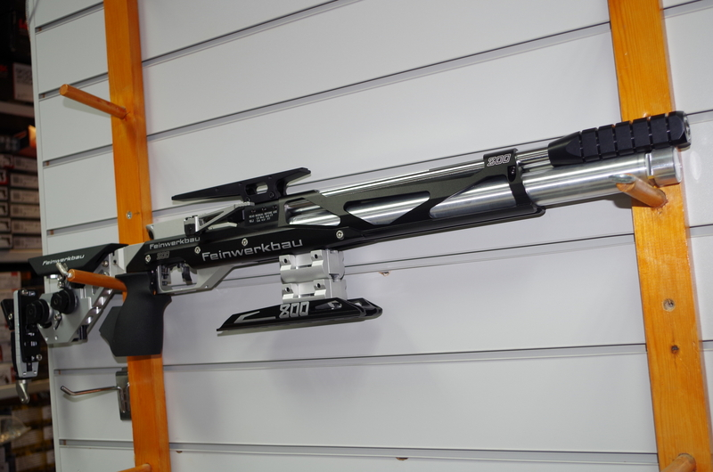 FWB - Feinwerkbau 800 FT .177  Air Rifles