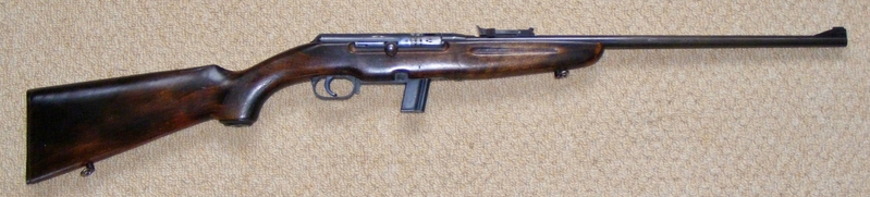 French RAF Modele 64 Semi-Auto .22  Rifles