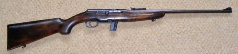 French RAF Modele 64 Semi-Auto .22  Rifles