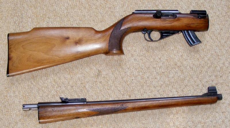 Sidna 22M23 Semi-Auto .22  Rifles