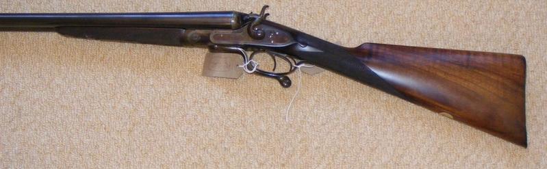 J & W Tolley Side by Side Wild Fowling Shotgun 12 Bore/gauge  Side By Side