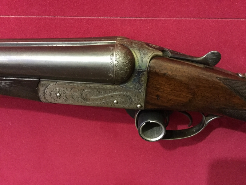 C Smith and Sons Ltd  12 Bore/gauge  Side By Side