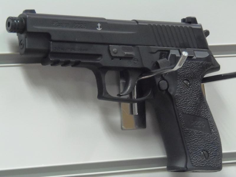 Sig Sauer P226 .177  Air Rifles