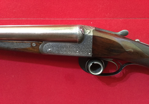 Thomas Turner  12 Bore/gauge  Side By Side