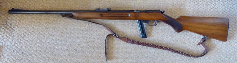 Carl Walther Model 11 Semi-Auto .22  Rifles