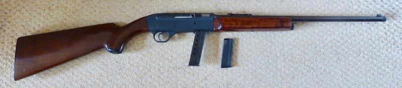 Gevarm Model E1 Semi-Auto .22  Rifles
