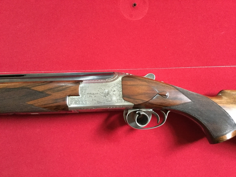 Browning B25 C41 12 Bore/gauge  Over and under