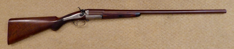 Richard Ellis & Sons Side Hammer Single Barrel Shotgun 12 Bore/gauge  Single Barrel