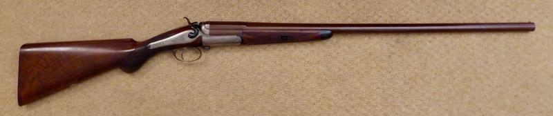 Richard Ellis & Sons Side Hammer Single Barrel Shotgun 12 Bore/gauge  Single Barrel
