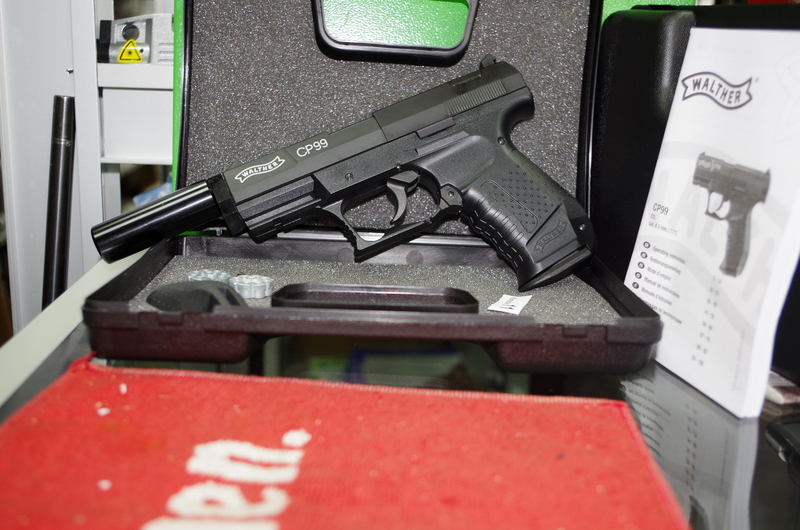 Walther CP99 .177  Air Pistols