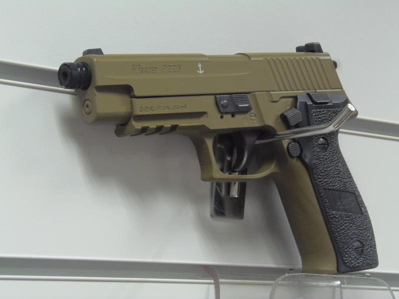 Sig Sauer 226 .177  Air Rifles