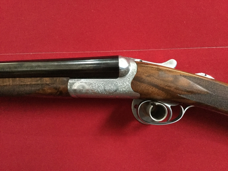 Beretta 486 12 Bore/gauge  Side By Side