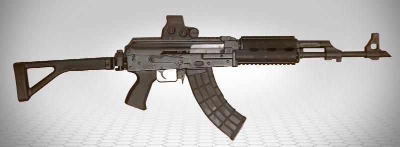 Zastava Model: MO5 E3  Variant: Serbia AK Straight Pull 7.62 x 39  Rifles