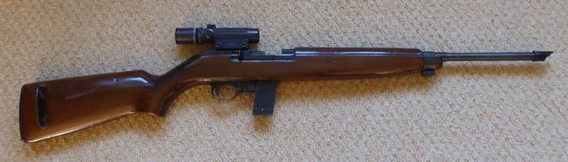 Erma - Erfurter Maschinen-U Werkzeugfabrik M1  Semi-Auto .22  Rifles