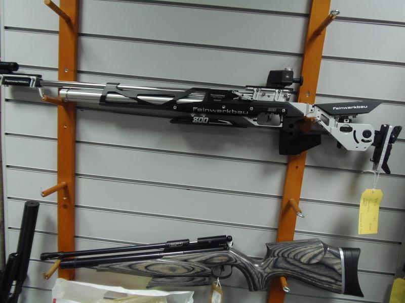 FWB - Feinwerkbau 800x .177  Air Rifles