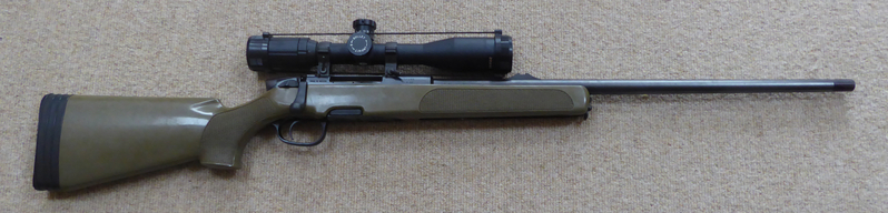Steyr SSG 69 Bolt Action .308  Rifles