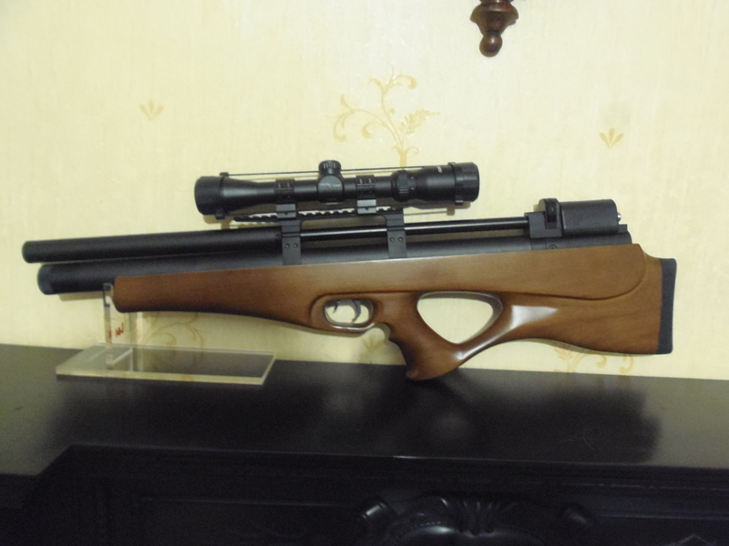 SMK - Sportsmarketing P10 .177  Air Rifles