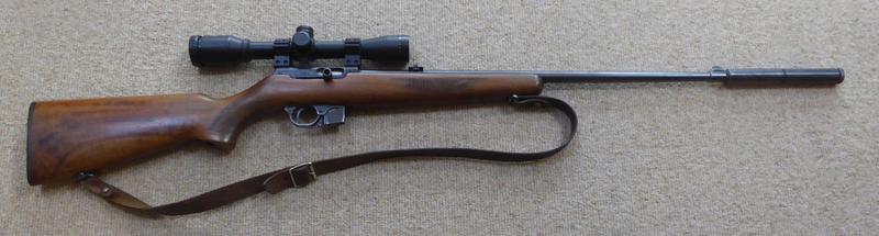 BRNO 581 Semi Auto Rifle Semi-Auto .22  Rifles