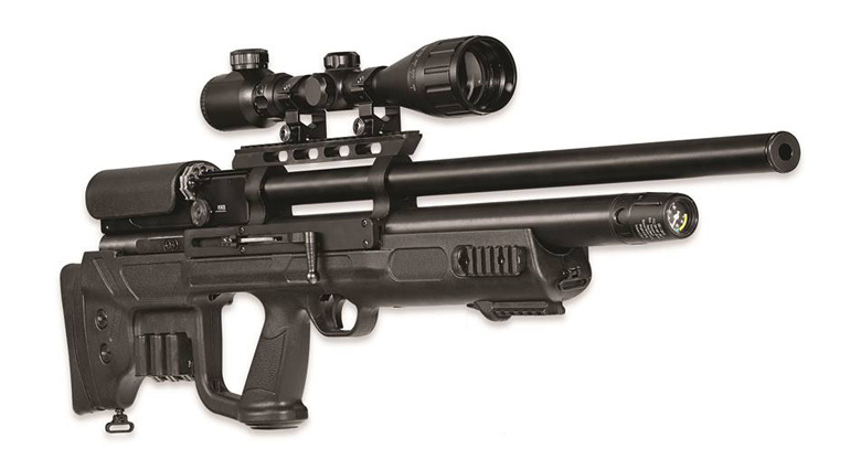Hatsan Arms BULLPUP .177 .22 Air Rifles