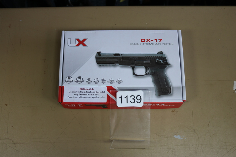 Umarex DX17 4.5 mm  Air Pistols