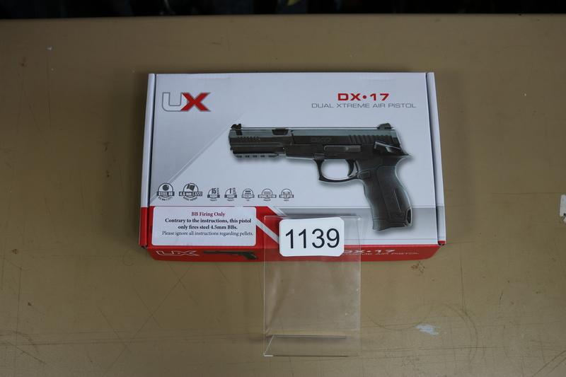 Umarex DX17 4.5 mm  Air Pistols